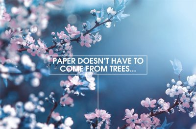 Byways - Paper Doesn't Have To Come From Trees
